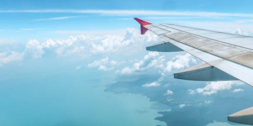 Flug nach Malaysia
