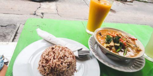 Veganes Restaurant Bangkok