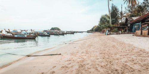 Schöner Strand Koh Lipe