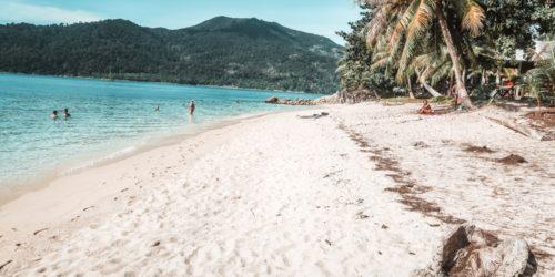 Einsamer Strand Koh Lipe