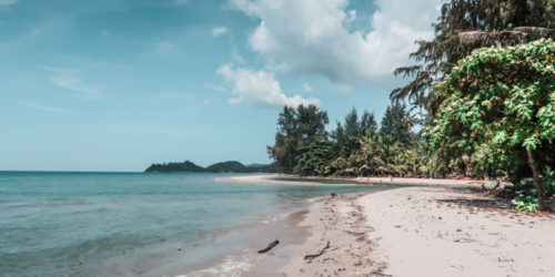 Strand auf Koh Chang