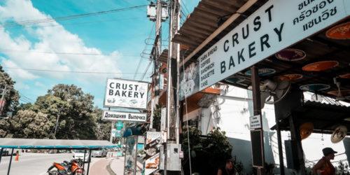 Bäckerei auf Koh Chang