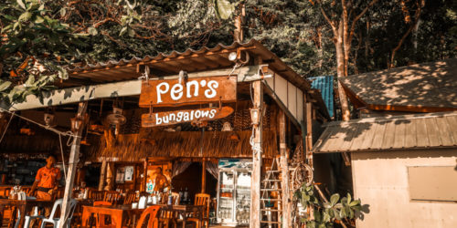 Günstiges Resort Koh Chang