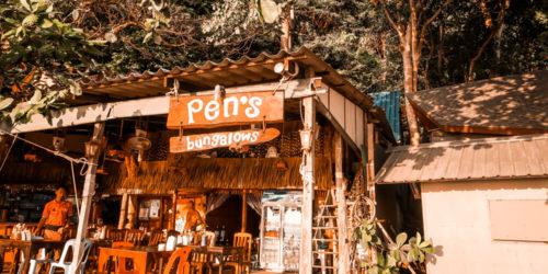 Strandrestaurant Koh Chang