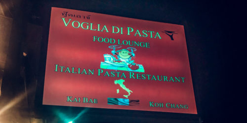 Pizzeria Koh Chang