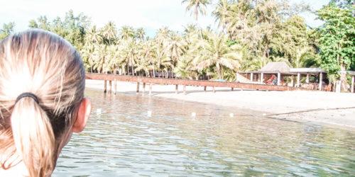 Thailand Reiseroute Koh Maak