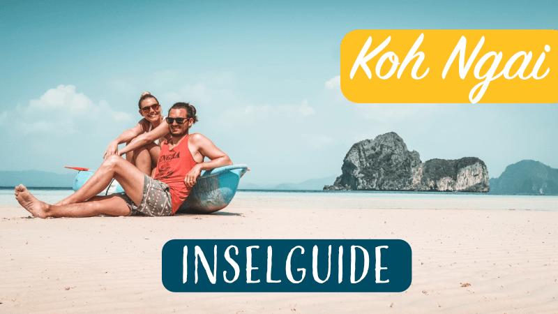 Was tun auf Koh Ngai