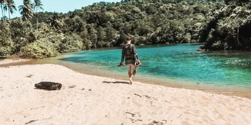Einsamer Strand Koh Chang