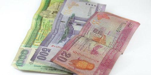 Sri Lanka Währung