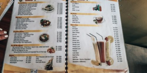 Restaurants Negombo Sri Lanka