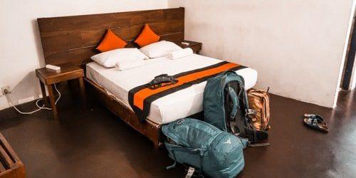Unterkunft Kandy
